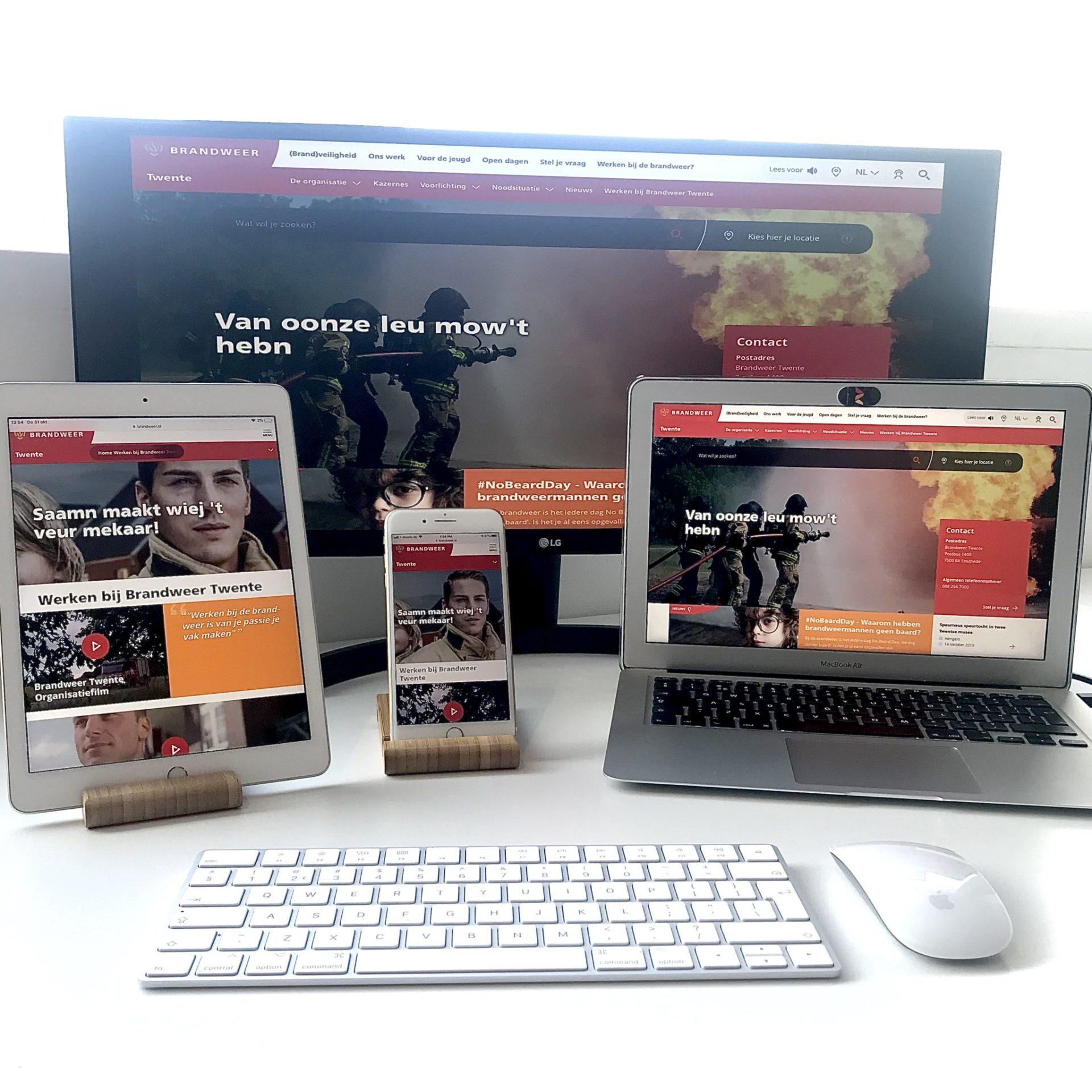 PR & Corporate communication | Brandweer Twente