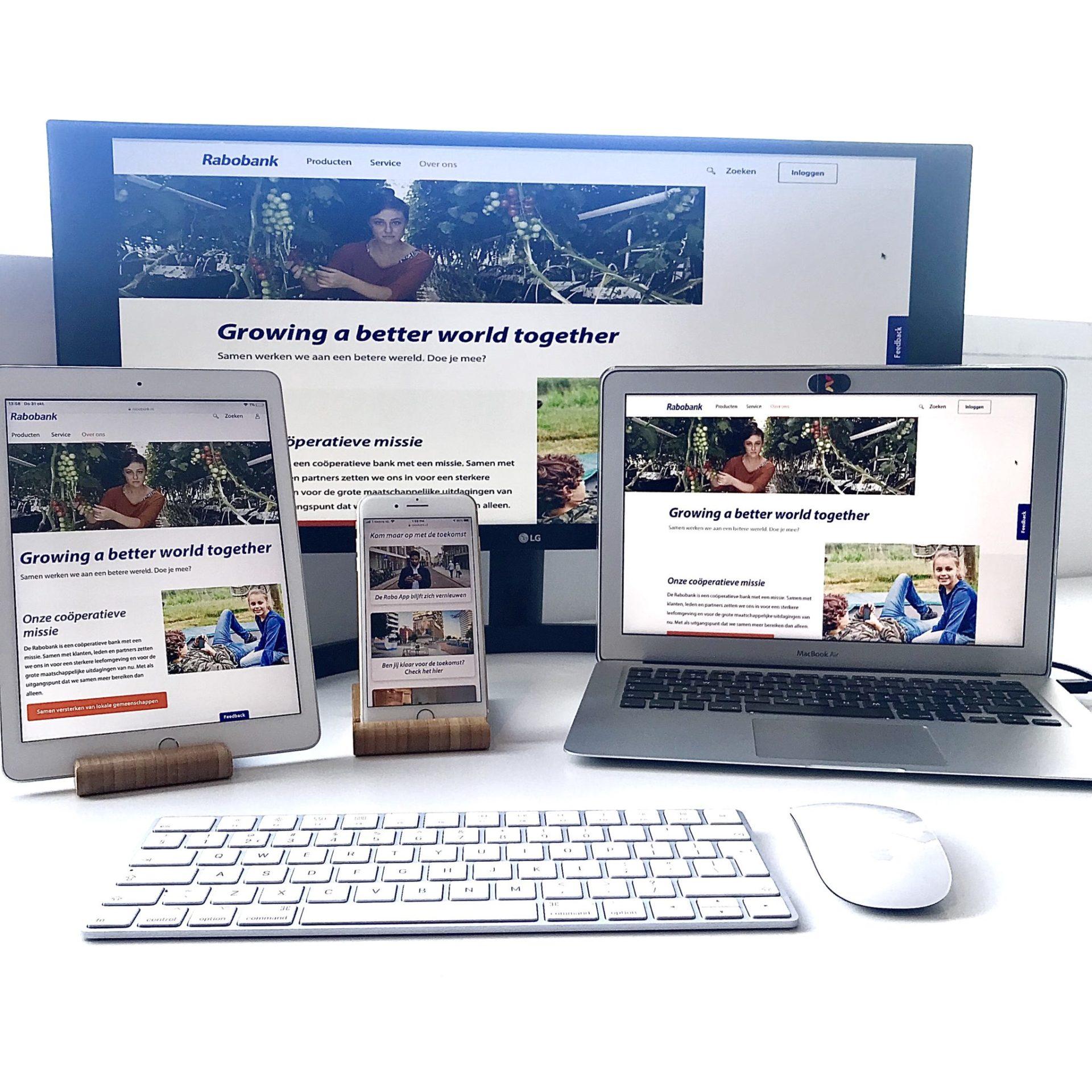 Social media training for Rabobank